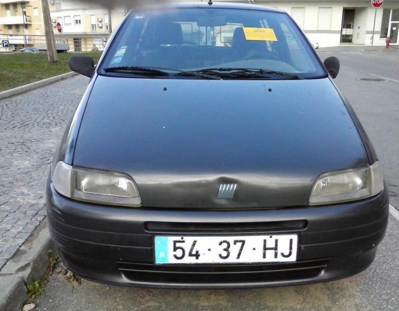 Fiat Punto TD Penhorado licite por 210 euros 3