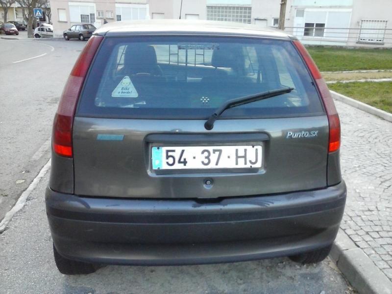 Fiat Punto TD Penhorado licite por 210 euros 2
