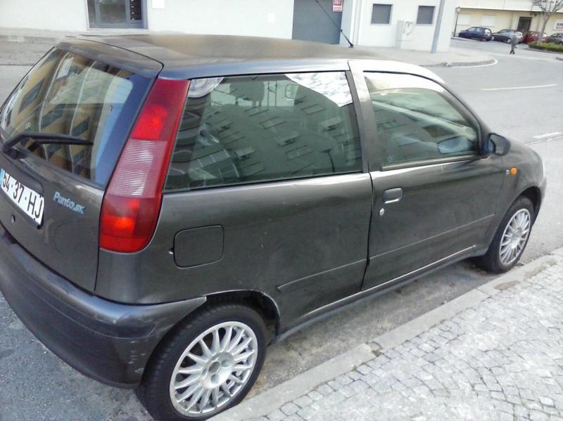 Fiat Punto TD Penhorado licite por 210 euros 5