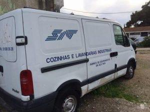 Bens Penhorados Renault Master Penhorada Licite por 350 euros 4