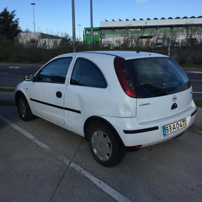 Opel Corsa de 2005 pela melhor Oferta 4