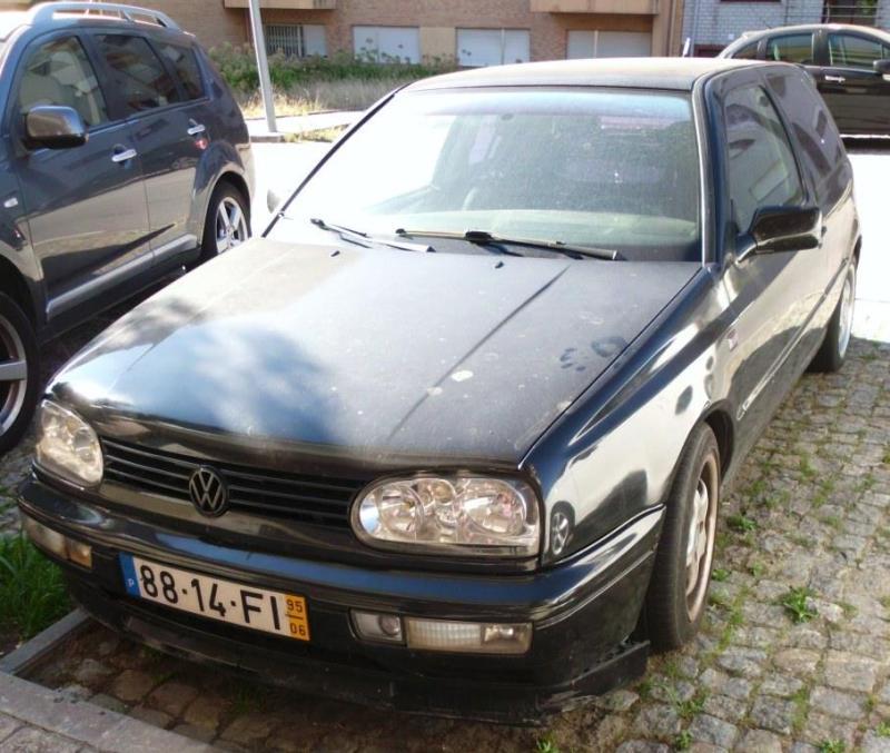 VW GOLF Penhorado Licite por 140 euros 2