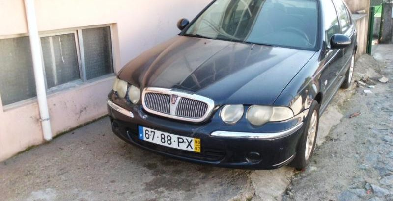 Rover 45 Penhorado Licite por 378 euros 1