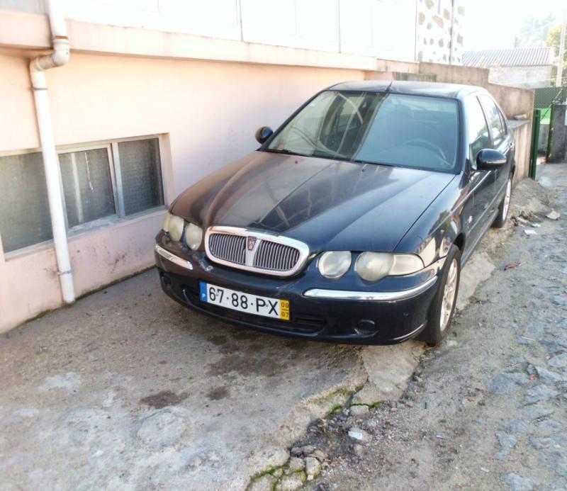 Rover 45 Penhorado Licite por 378 euros 5