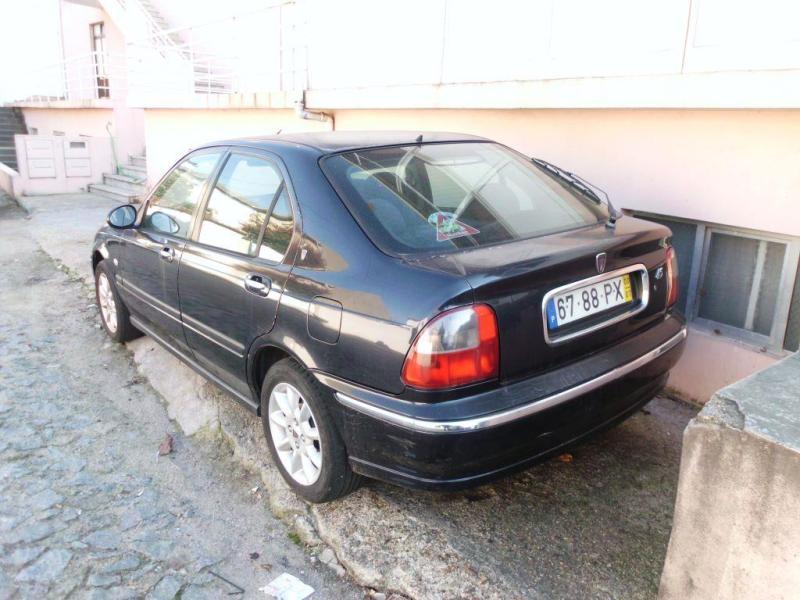 Rover 45 Penhorado Licite por 378 euros 4