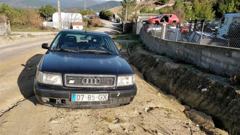 Audi 100 Licite por 350 euros 2