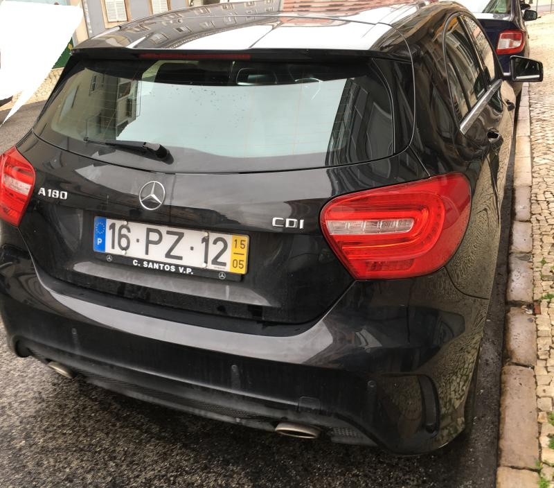 Mercedes A180 de 2015 Licite por 12054 euros 2