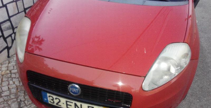 Fiat Punto de 2007 Penhorado Licite por 700 euros 1