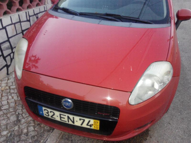 Fiat Punto de 2007 Penhorado Licite por 700 euros 2
