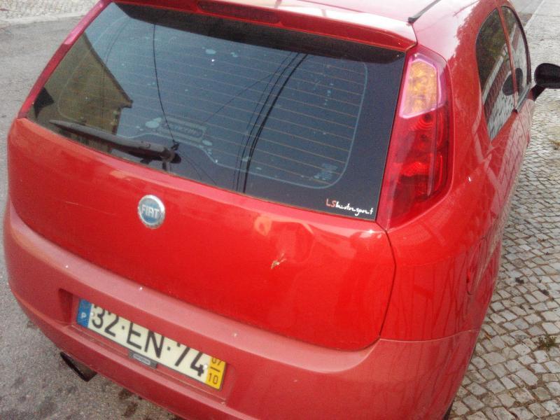 Fiat Punto de 2007 Penhorado Licite por 700 euros 3