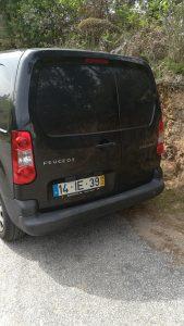 Peugeot Partner Penhorada Licite por 3010 euros 5