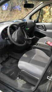 Peugeot Partner Penhorada Licite por 3010 euros 4