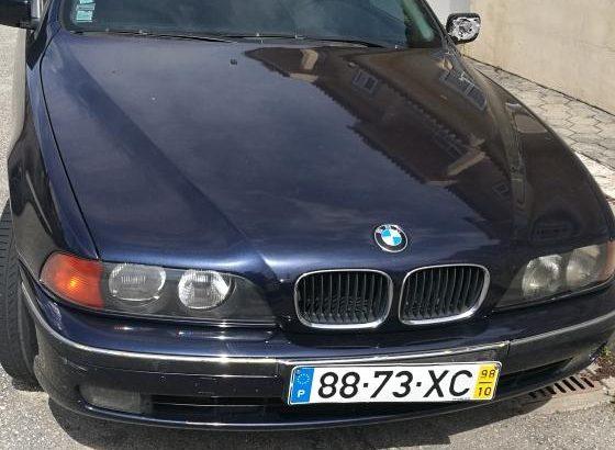 BMW 525 TDS Penhorado Licite por 430 euros 1