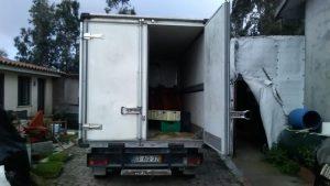 CITROEN JUMPER com caixa frigorífica Licite por 1287 euros 2