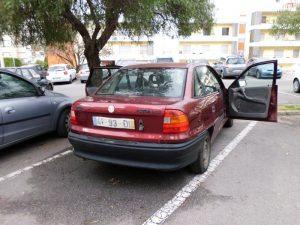 Opel Astra Penhorado Licite por 1 Euro 5
