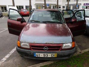 Opel Astra Penhorado Licite por 1 Euro 4
