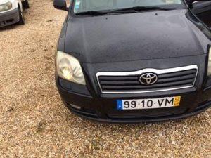 Toyota Avensis Penhorado Licite por 2800 euros 3