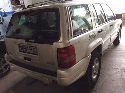 Jeep Grand Cherokee Penhorado Licite por 525 euros 59