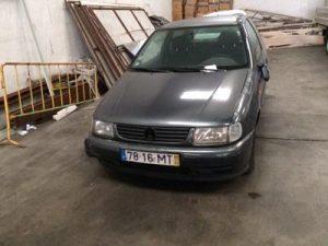 VW polo Penhorado Licite por 56 euros 3