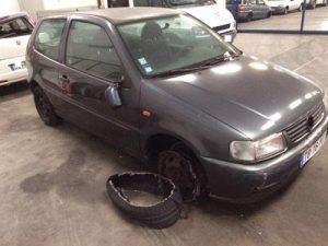 VW polo Penhorado Licite por 56 euros 2