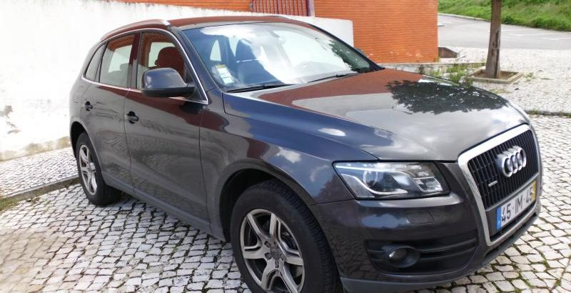 Audi Q5 de 2009 Penhorado Licite por 10500 euros 1