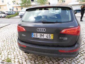 Audi Q5 de 2009 Penhorado Licite por 10500 euros 2