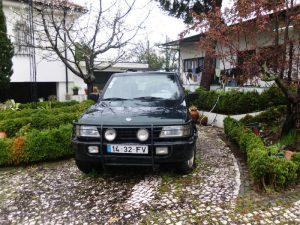 Opel Frontera 2.7D Penhorado Licite por 430€ 5