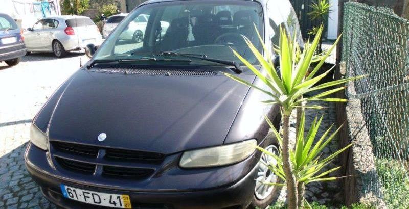 Chrysler Voyager Penhorada Licite por 350 euros 160