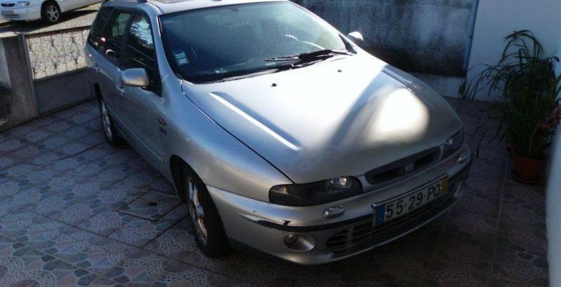 Fiat Marea 2000 Penhorado Licite por 100 euros 174
