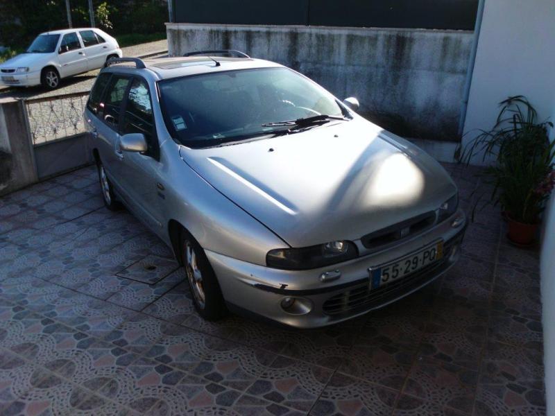 Fiat Marea 2000 Penhorado Licite por 100 euros 3
