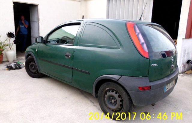 Opel Corsa Penhorado Licite por 700 euros 1