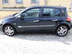 Renault Megane Penhorado Licite por 1500 euros 2