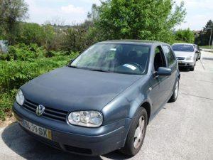 VW Golf IV Diesel Penhorado Licite por 2800 euros 5