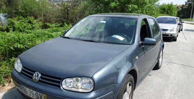VW Golf IV Diesel Penhorado Licite por 2800 euros 137
