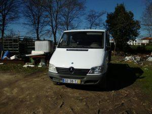 Mercedes-Benz Penhorado Caixa Aberta Licite por 1750 euros 2