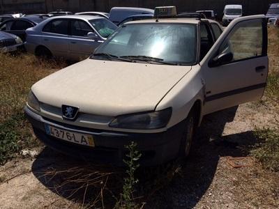 Peugeot 306 Penhorado Licite por 1€ 1