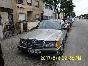 Mercedes 200d Penhorado Licite por 700 euros 3