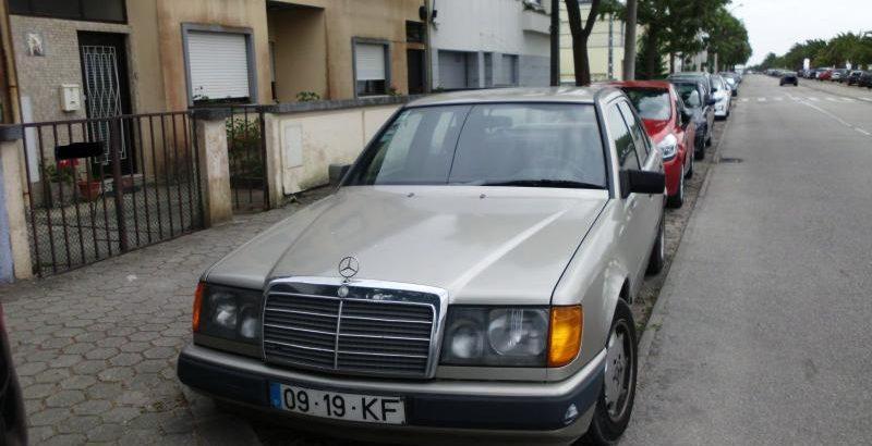 Mercedes 200d Penhorado Licite por 700 euros 1