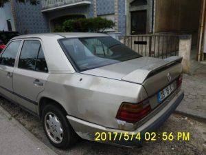 Mercedes 200d Penhorado Licite por 700 euros 2