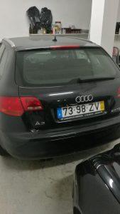 Audi A3 2.0TDI Penhorado Licite por 3444 euros 3