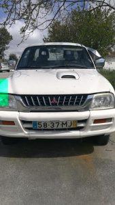 Mitsubishi L200 Penhorada Licite por 258 euros 2