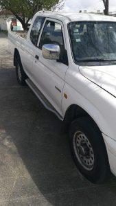 Mitsubishi L200 Penhorada Licite por 258 euros 4