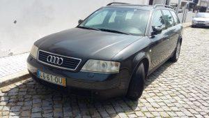 Audi A6 2.5Tdi Penhorado Licite por 2450 euros 2