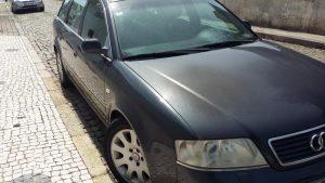 Audi A6 2.5Tdi Penhorado Licite por 2450 euros 4