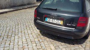 Audi A6 2.5Tdi Penhorado Licite por 2450 euros 5