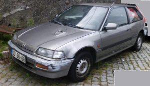 Honda Civic Penhorado Licite por 175 euros 3