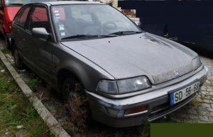 Honda Civic Penhorado Licite por 175 euros 2