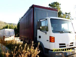 Camião Nissan TK125 Penhorado Licite por 1905 euros 3