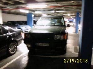 Range Rover Penhorado Licite por 2100 euros 2