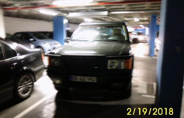 Range Rover Penhorado Licite por 2100 euros 1